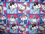 Cool Snoopy Through the Collar Bandana