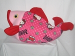 Hello Kitty Pink Flounder