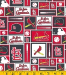 St Louis Cardinals Through the Collar Bandana