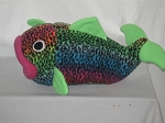 Rainbow Cheetah minnow