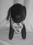 White Sox Through the Collar Bandana