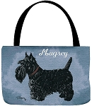 Scottie Dog Tote