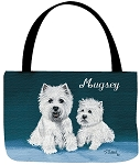 West Highland Terrier Dog Tote