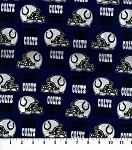 Indy Colts Through the Collar Bandana