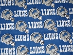 Detroit Lions Through the Collar Bandana
