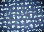 Seattle Mariners Through the Collar Bandana