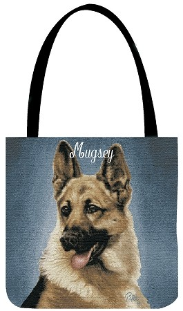 German Shepherd Dog Tote